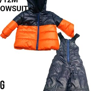 🥶👶 2 piece snow suit